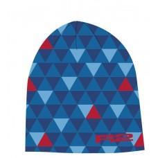 Спортивная шапка R2 Tria 2019 цвет синий. красный размер L