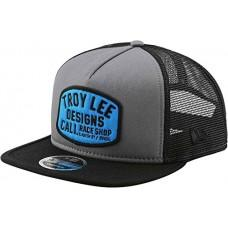 Кепка TLD Blockworks Snapback (Graphite/Black) OSFA