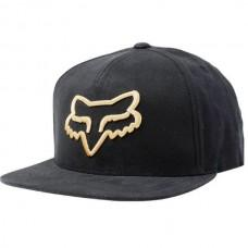 Кепка FOX INSTILL SNAPBACK HAT [BLACK YELLOW]