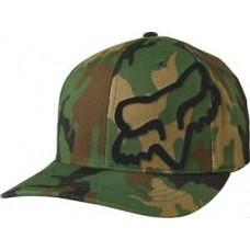 Кепка FOX FLEX 45 FLEXFIT HAT [CAMO]