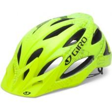 Вело шлем Giro Xar  bright yellow M
