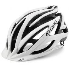 Вело шлем Giro fathom matte white/black,М