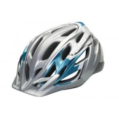 Шлем Giro Rift серебряный/синий