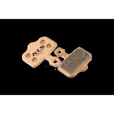Колодки тормозные KLS D-01s для Avid Elixir CR полуметалл