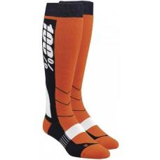 Мото носки Ride 100% TORQUE Comfort Moto Socks [Orange], S/M