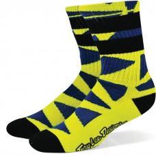 Велосипедные носки TLD WMNS EDGE CREW Sock (yellow) OS