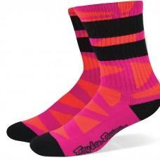 Велосипедные носки TLD WMNS EDGE CREW Sock (purple) OS