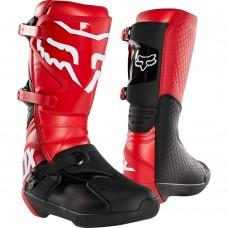 Детские мотоботы FOX Comp Youth Boot [FLAME RED]