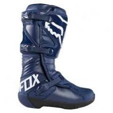 Мотоботы FOX COMP BOOT [NAVY]