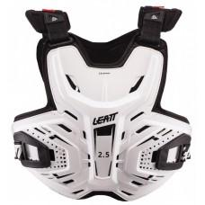 Мотозащита тела Chest Protector LEATT 2.5 White , One Size