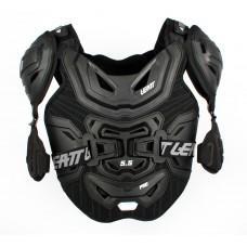Мотозащита тела LEATT Chest Protector 5.5 Pro Black, One Size