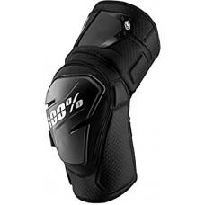 Наколенники RIDE 100% FORTIS Knee Guard [Black]