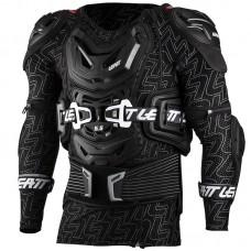 Мотозащита тела LEATT Body Protector 5.5 Black, XXL