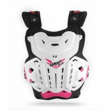 Мотозащита тела Chest Protector LEATT 4.5 Jacki Wht/Pink, One Size
