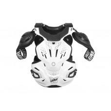 Защита тела и шеи Fusion vest LEATT 3.0 [White]