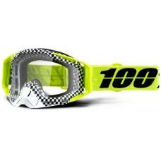 Мото очки 100% RACECRAFT Goggle Andre - Clear Lens