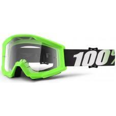 Мото очки 100% STRATA Goggle Arkon - Clear Lens
