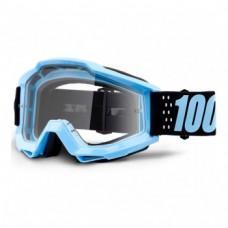 Мото очки Ride 100% ACCURI Goggle Taichi - Clear Lens, Clear Lens