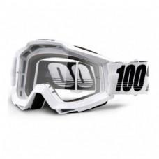 Мото очки 100% ACCURI Goggle Galactica - Clear Lens