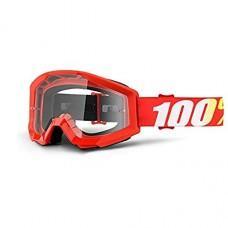 Мото очки 100% STRATA Goggle Furnace - Clear Lens