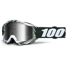 Мото очки 100% ACCURI Goggle Bali - Mirror Silver Lens