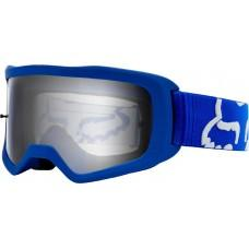 Мото очки FOX MAIN II RACE GOGGLE [BLUE]