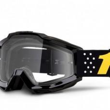 Мото очки 100% ACCURI Goggle Pistol - Clear Lens