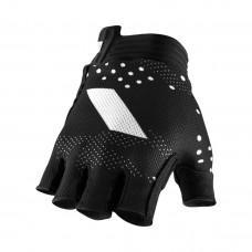 Вело перчатки RIDE 100% EXCEEDA Gel Short Finger Glove [Black]