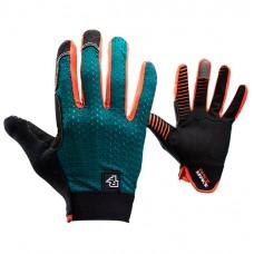 Вело перчатки RACE FACE STAGE GLOVES-DK SPRUCE-L
