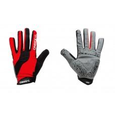 Перчатки ONRIDE Long  красный/ черный L