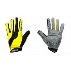 Перчатки ONRIDE Long  желтый/ черный L