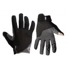 Вело перчатки RACE FACE TRIGGER GLOVE-BLACK L