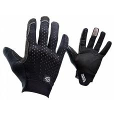 Вело перчатки RACE FACE STAGE GLOVES-BLACK-L