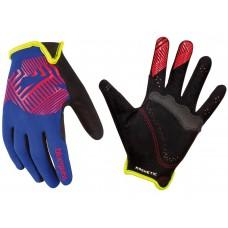 Перчатки BLUEGRASS M MAGNETE ROCK BLUE / RED / GREEN