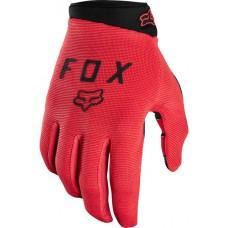 Вело перчатки FOX RANGER GEL GLOVE [BRT RED]