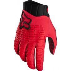 Вело перчатки FOX DEFEND GLOVE [BRT RED]