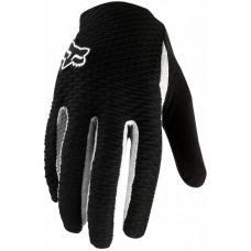 Вело перчатки FOX ATTACK GLOVE [BLACK]