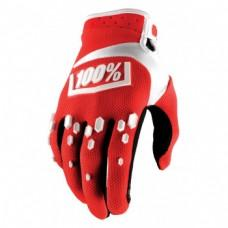 Мото перчатки Ride 100% AIRMATIC Glove [Red/White], S (8)