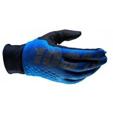Зимние мото перчатки Ride 100% BRISKER Hydromatic Glove [Blue], L (10)