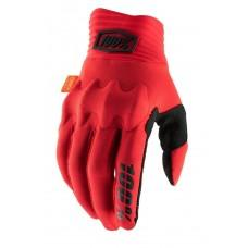 Мото перчатки Ride 100% COGNITO 100% Glove [Red/Black], M (9)
