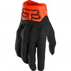 Мото перчатки FOX BOMBER LT GLOVE [BLACK ORANGE]