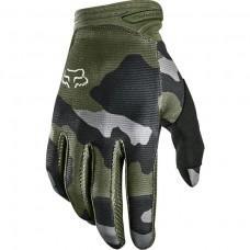 Детские мото перчатки FOX YTH DIRTPAW PRZM GLOVE [CAMO]