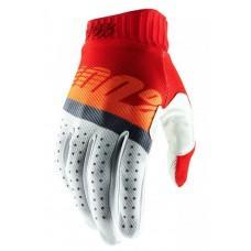 Мото перчатки Ride 100% RIDEFIT Glove [Red/Orange/Blue], M (9)