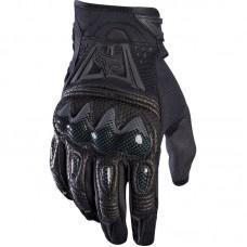 Мото перчатки FOX BOMBER GLV [BLACK/BLACK] S