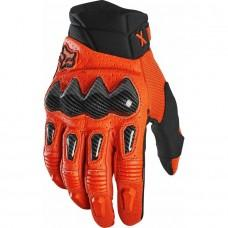 Мото перчатки Ride 100% RIDEFIT Glove Fluo Orange/Black
