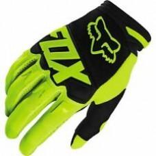 Мото перчатки FOX DIRTPAW RACE GLOVE [FLO YELLOW]