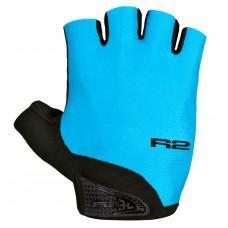 Перчатки R2 Riley 2019 цвет Голубой / Черный размер XL