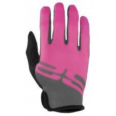 Перчатки R2 Hang 2020 цвет розовый серый размер L