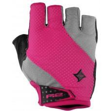 Перчатки R2 Ribbon 2020 цвет розовый серый размер L
