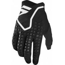 Мото перчатки SHIFT 3LACK PRO GLOVE [BLACK]
